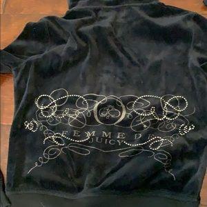 2 Juicy Couture sweatshirts